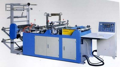 Automatic bag-forming machine