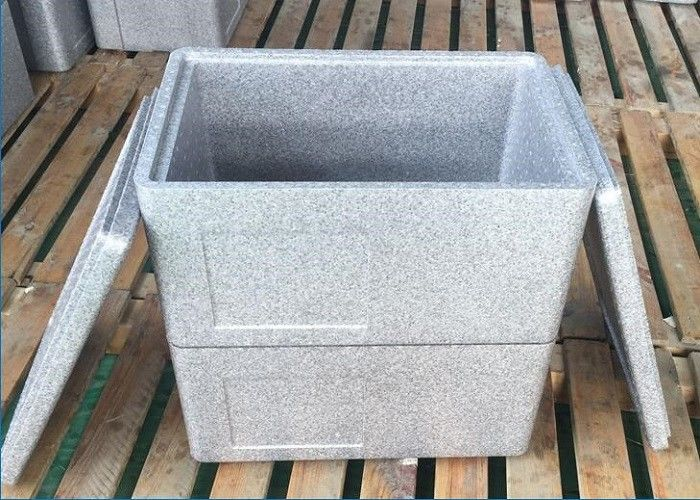 "Cold Chain Packaging EPP Insulated Shipping Cooler Boxes   21""X14""X10"""